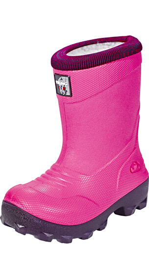 Viking Frost Fighter Boots Junior Magenta/Purple